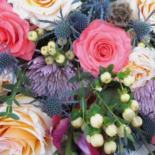 Sunset Desert Wedding Flower Pack